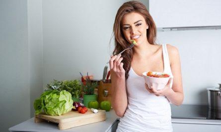 Модная и здоровая пища