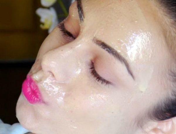 желатиновая маска для лица - отзывы