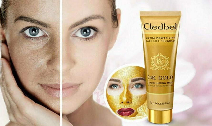 Маска с лифтинг эффектом Cledbel Ultra Lift 24K Gold: отзывы и полный обзор маски