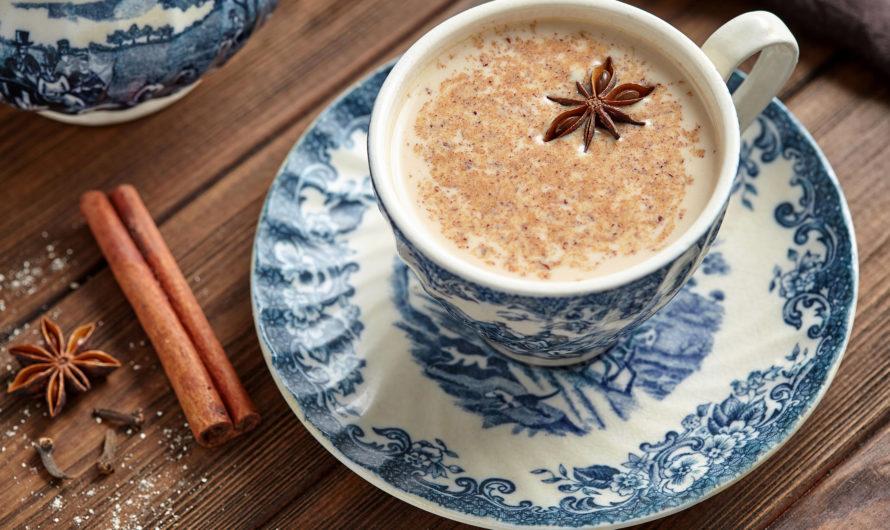 Индийский молочный чай масала, рецепты напитка