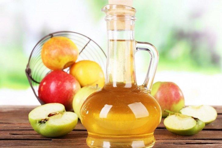 Яблочный уксус – польза при похудении, вред и противопоказания